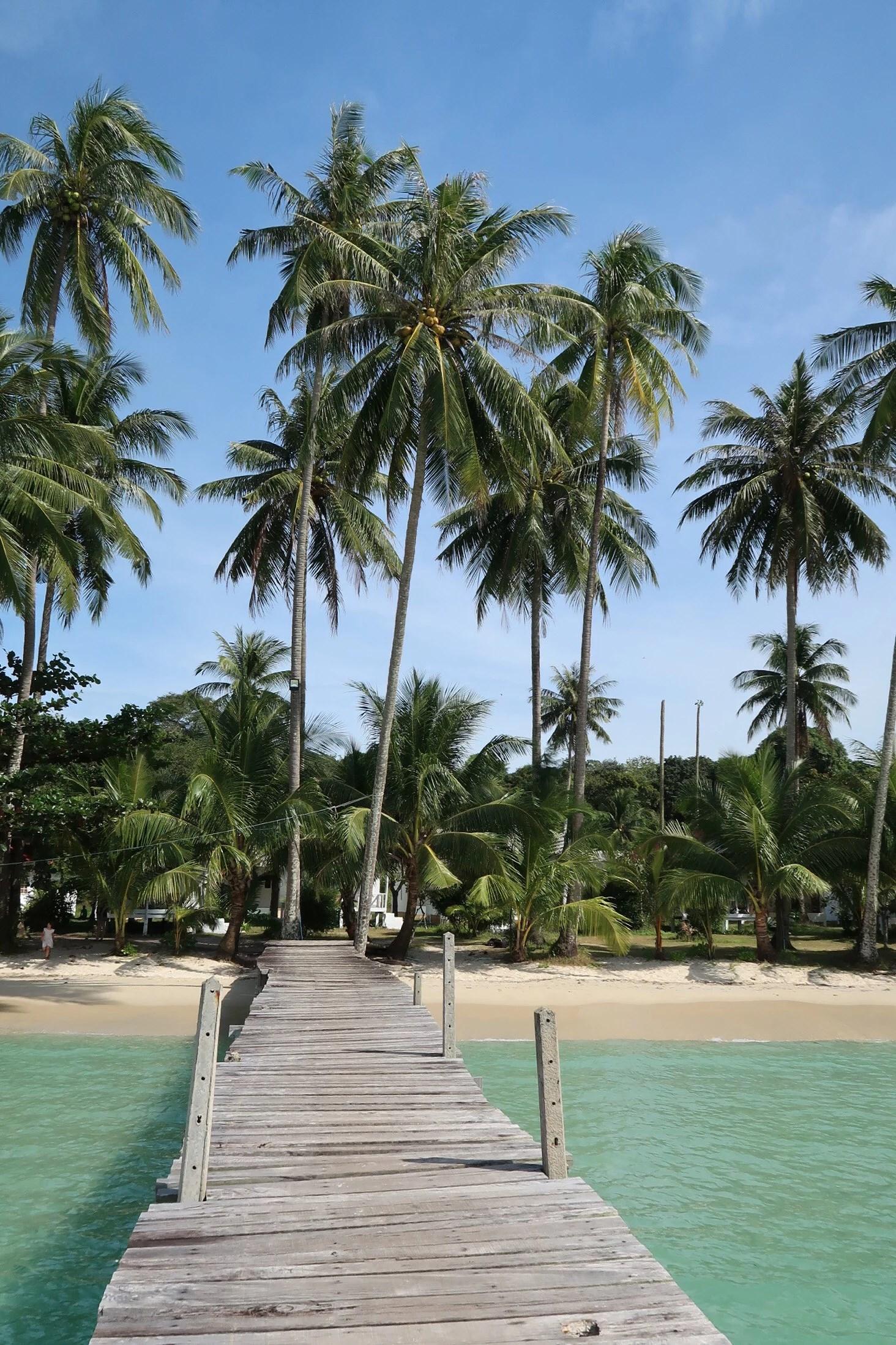 Paradiset Koh Kood!