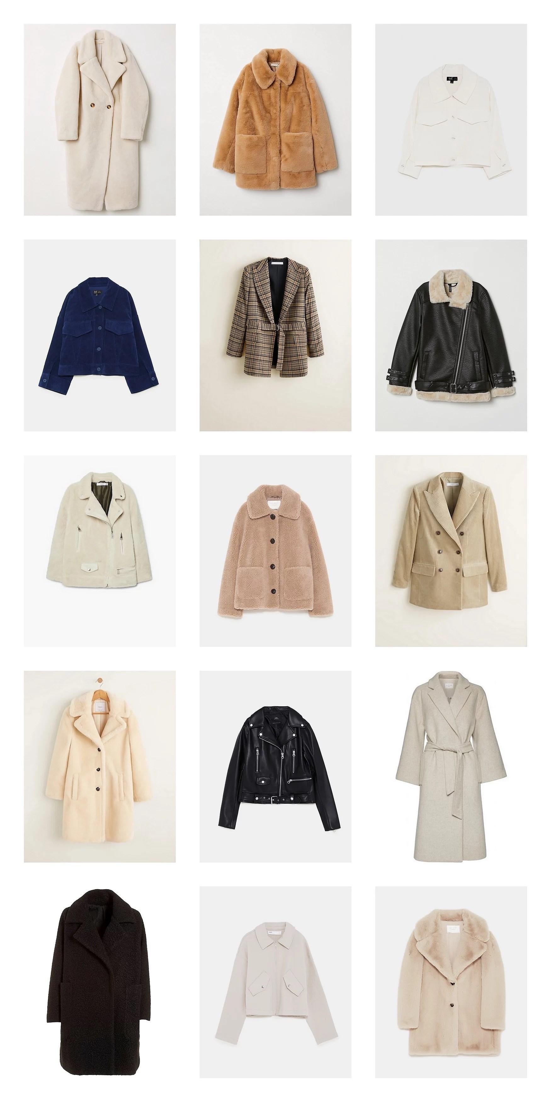 Høstens fineste jakker