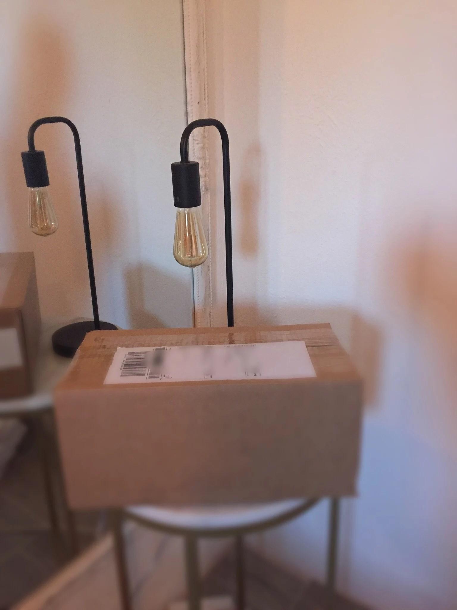 Första sponspaketet
