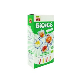 bio ice isglass sockerfri