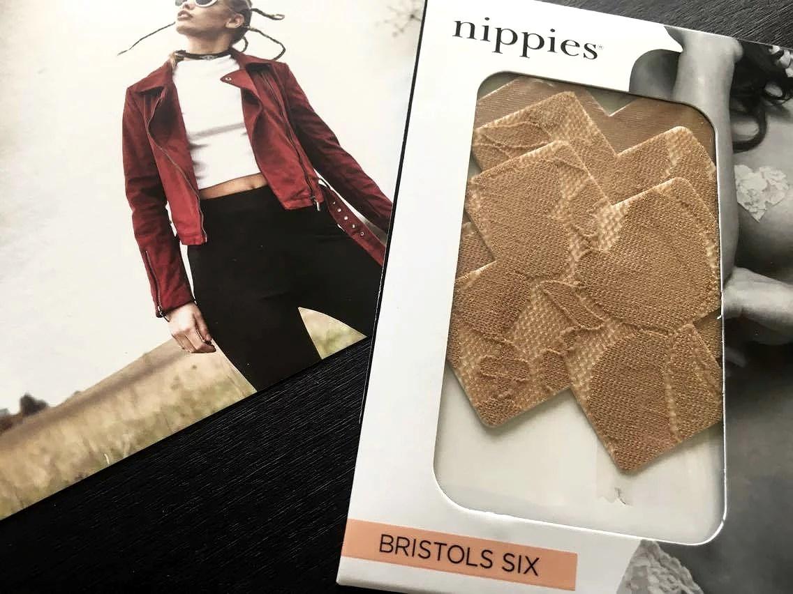 how to make nipple covers