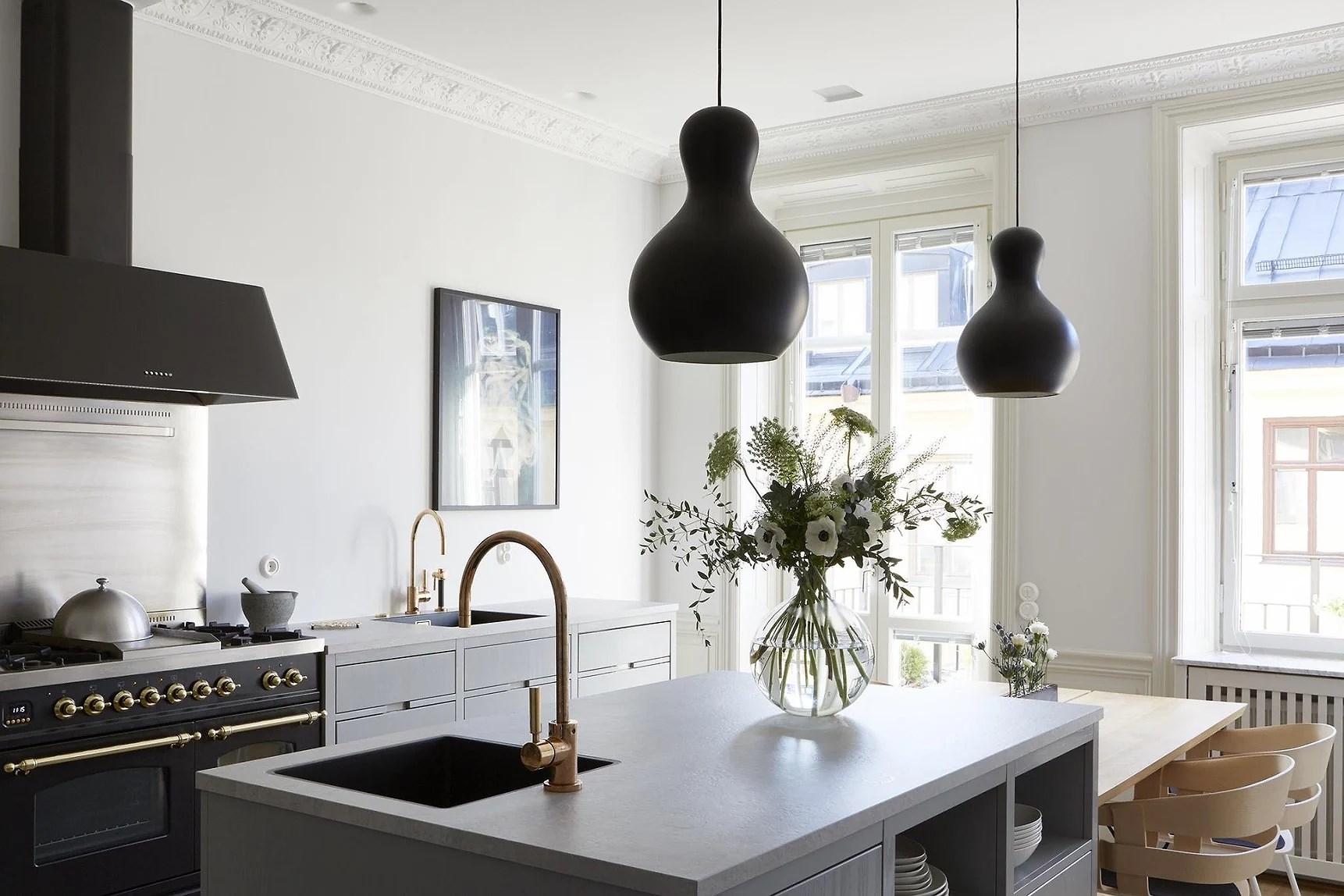 Inspirerande kök på hemnet