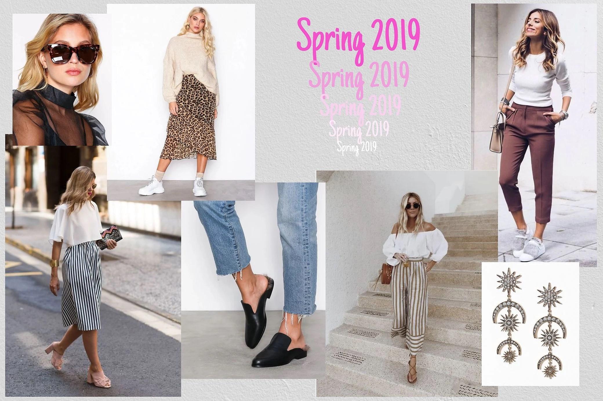 Spring inspiration 2019