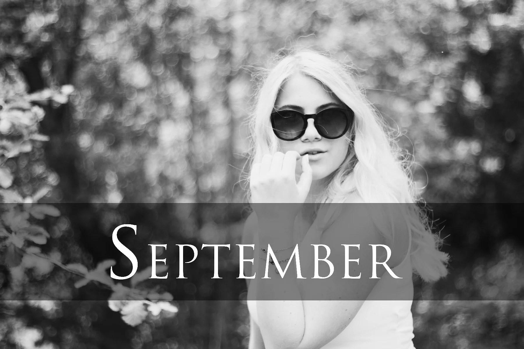 Första september