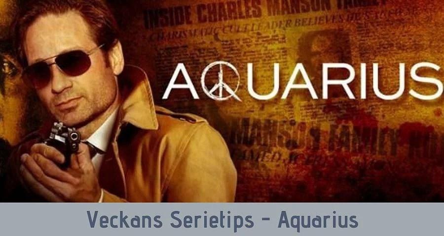 Veckans Serietips - Aquarius