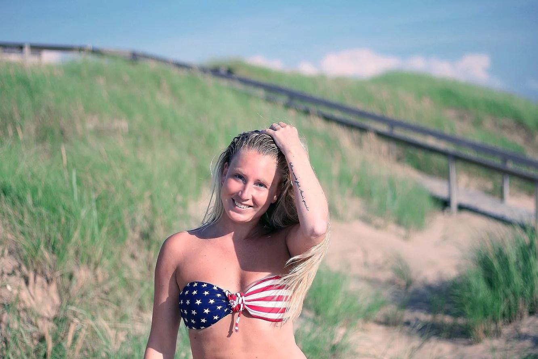 Frösakull beach