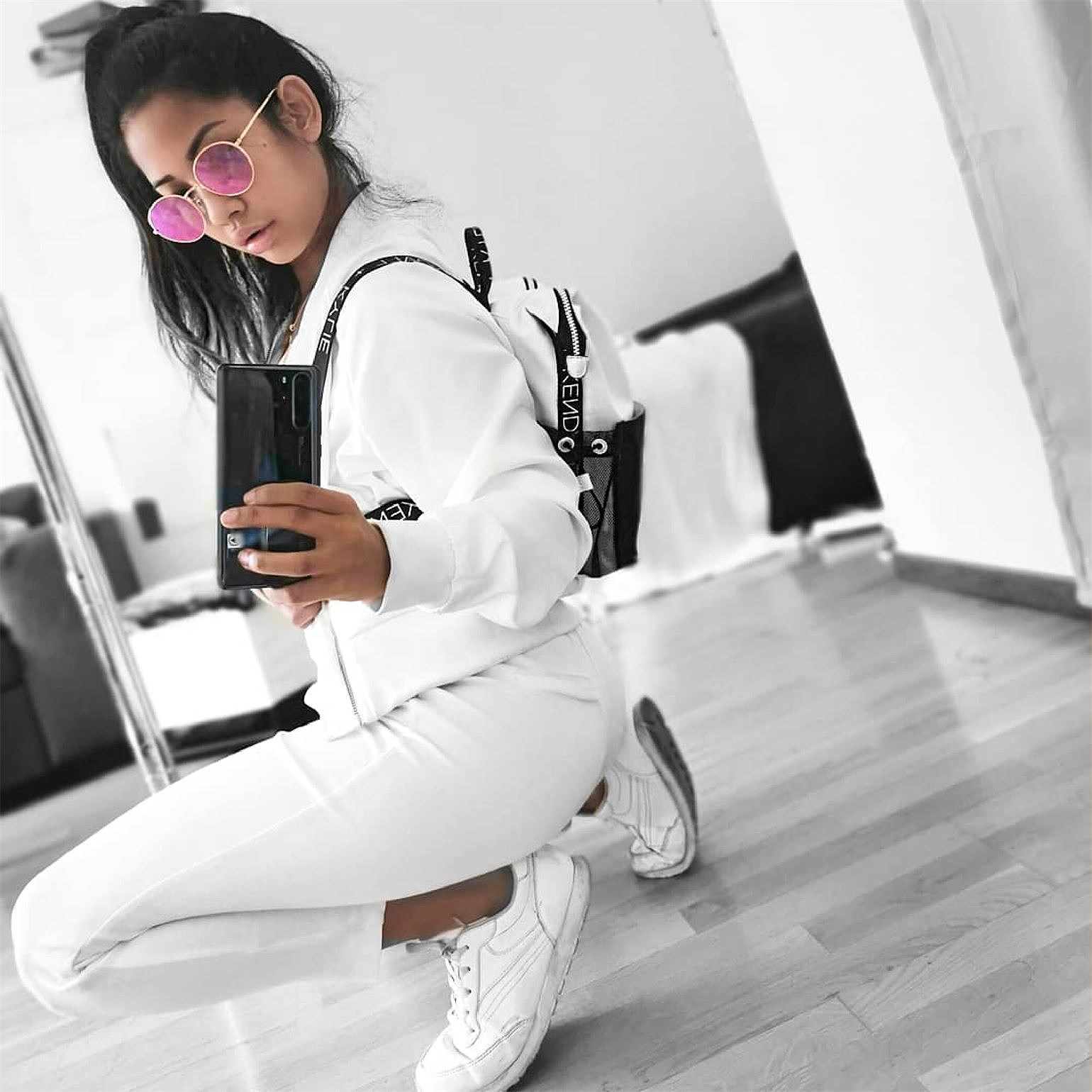 Outfit of the Day - All White
