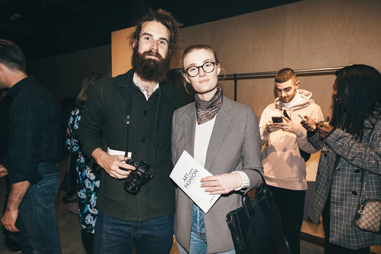 Art Meets Fashion Event