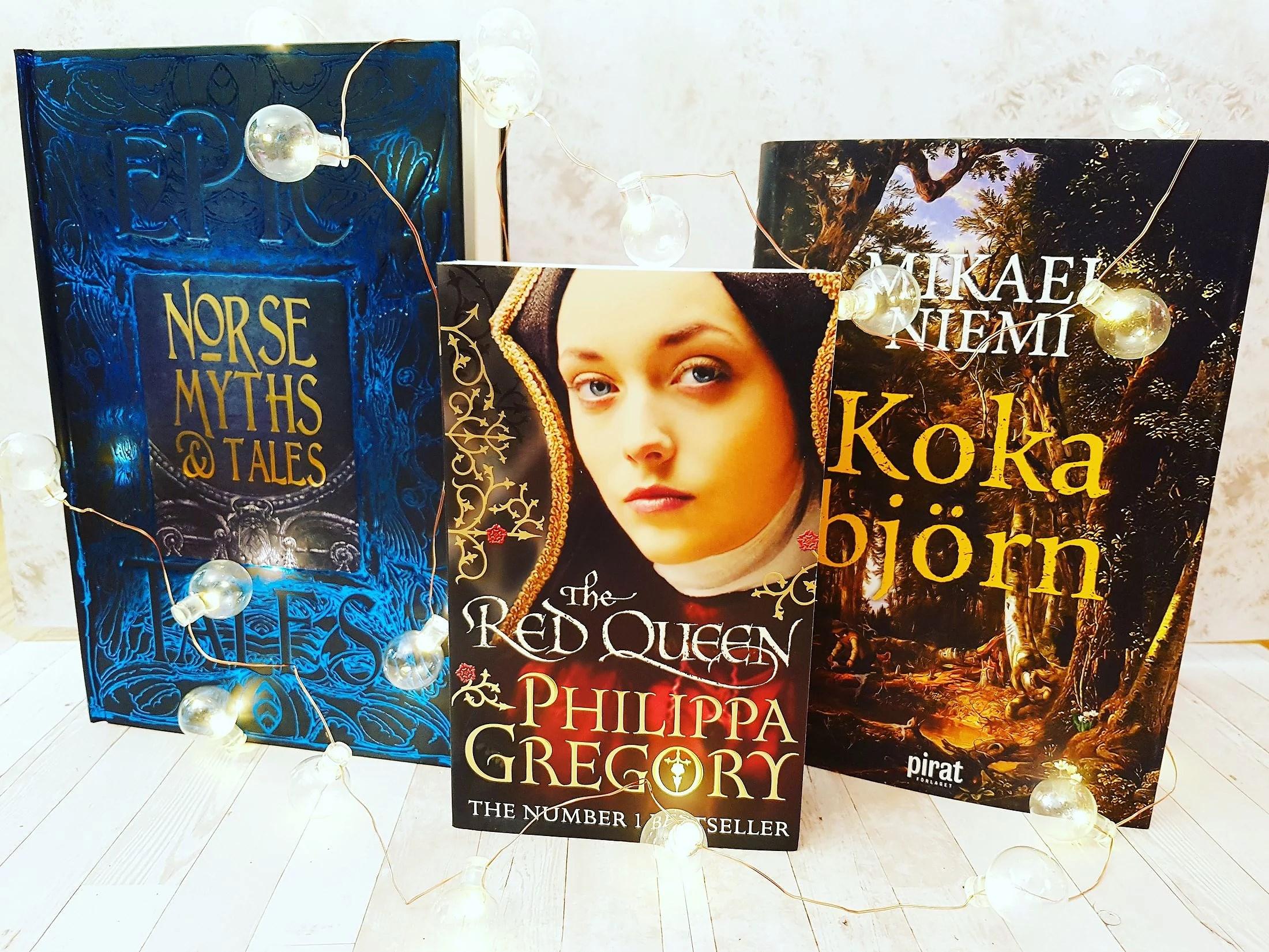 Bokrean del 2/The book sale part 2