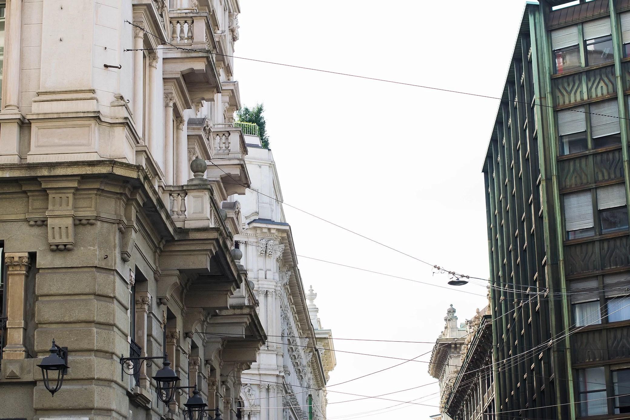 SNAPSHOTS FROM MILANO