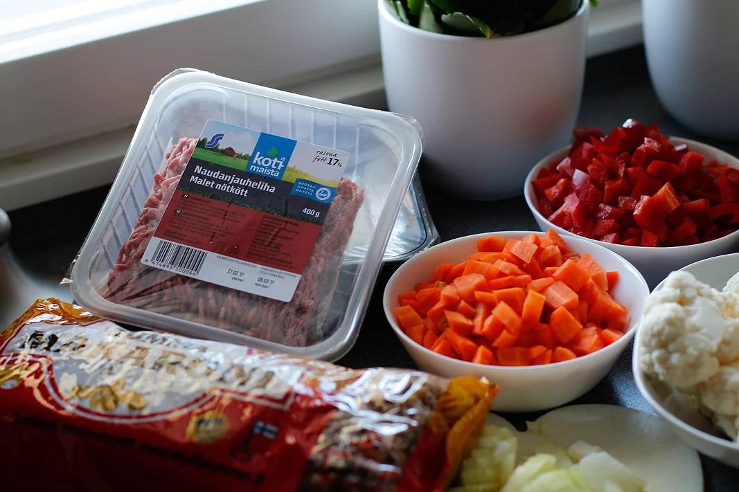 032 Meal prep