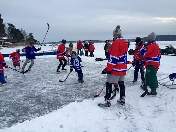 Storholmen Winter Classic