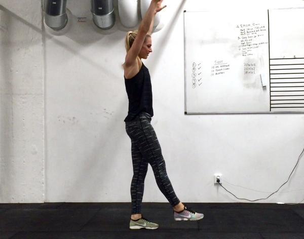 Veckans övning: Upprullning till stående