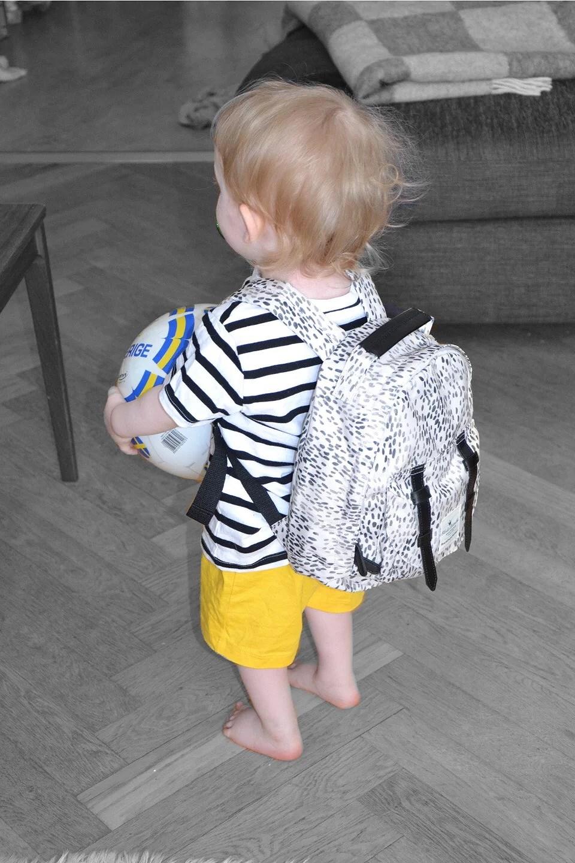 Ny Vlogg - Sötaste ryggsäcken!