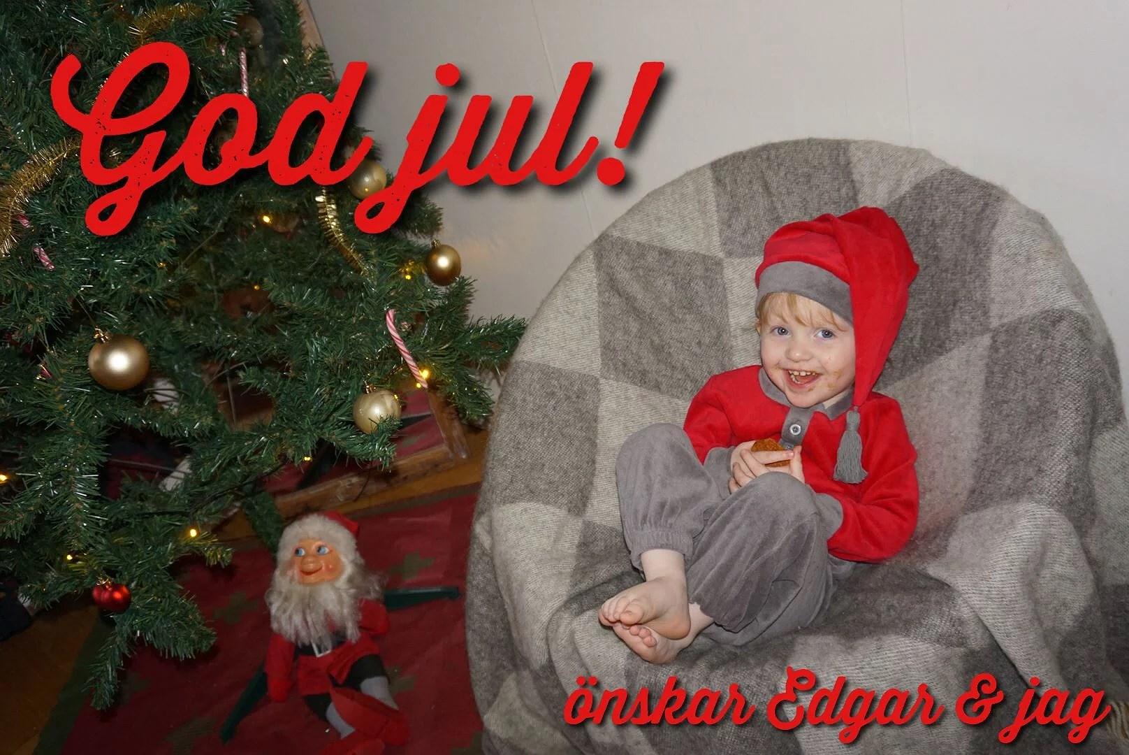 Hej juldagen!