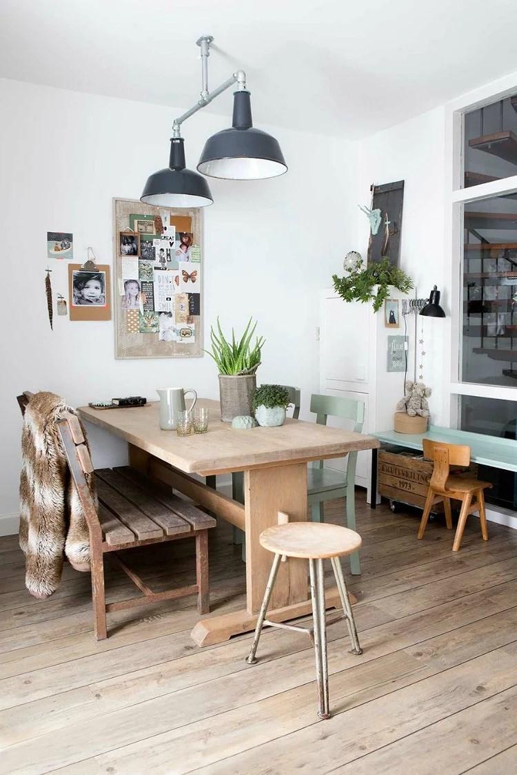 Una casa nórdica luminosa y con personalidad