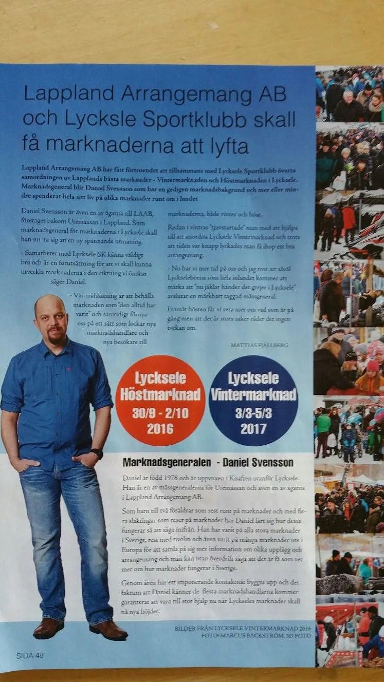 UTEMÄSSAN 2016