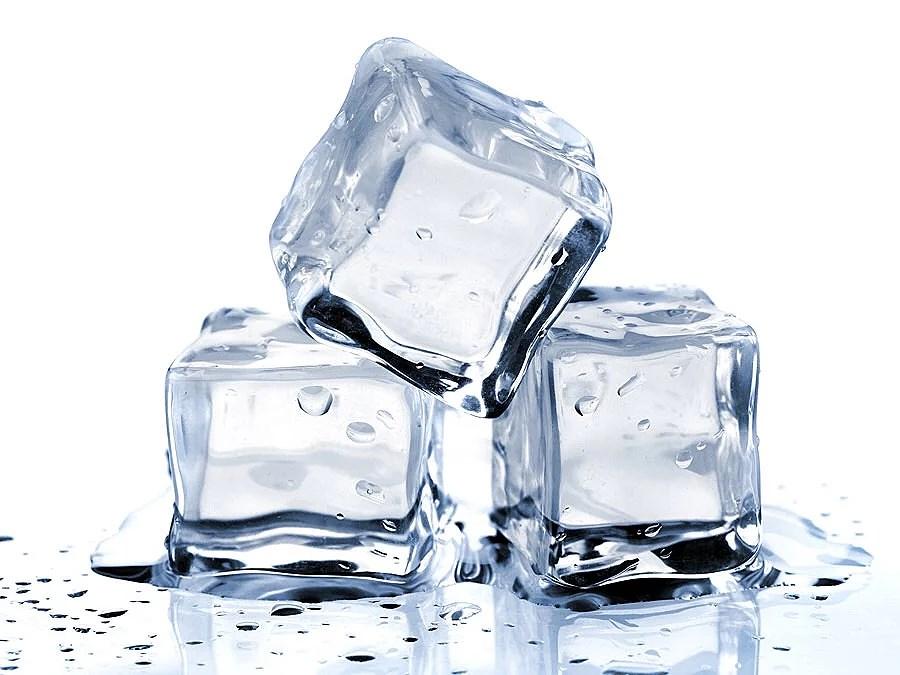 Slut på tappade isbitar