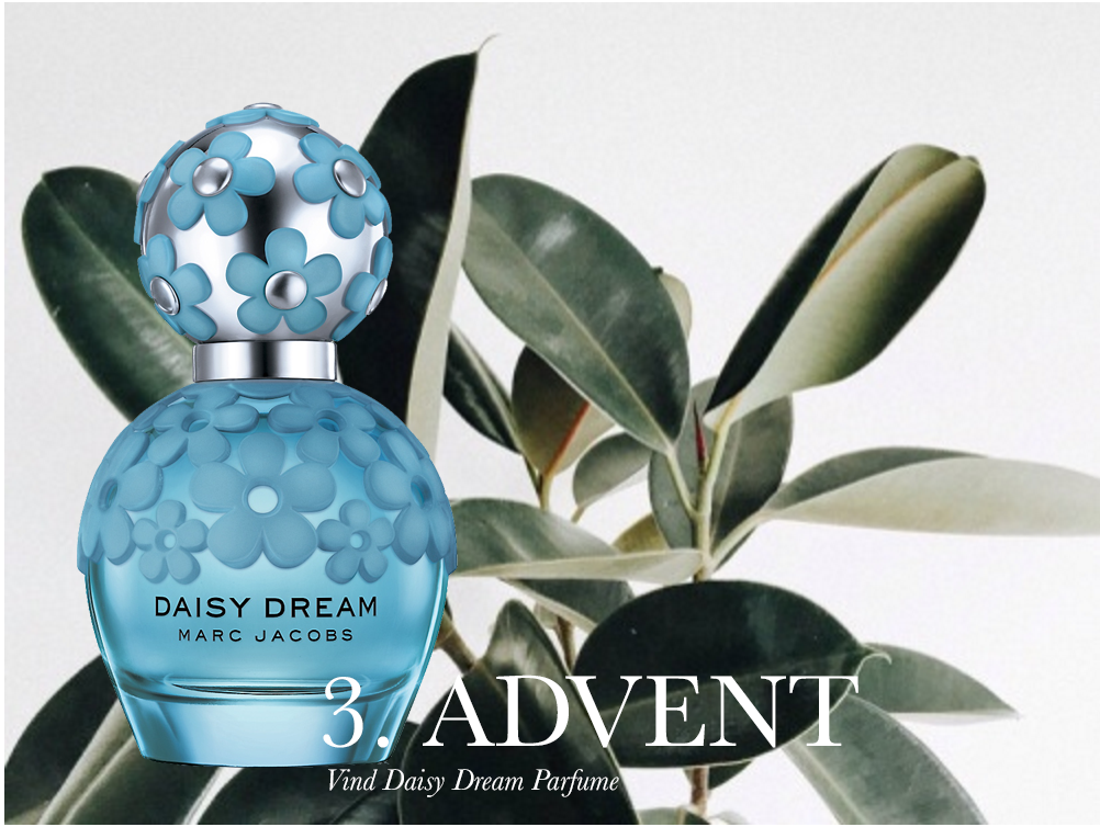 3. ADVENT - VIND  MARC JACOBS DAISY DREAM