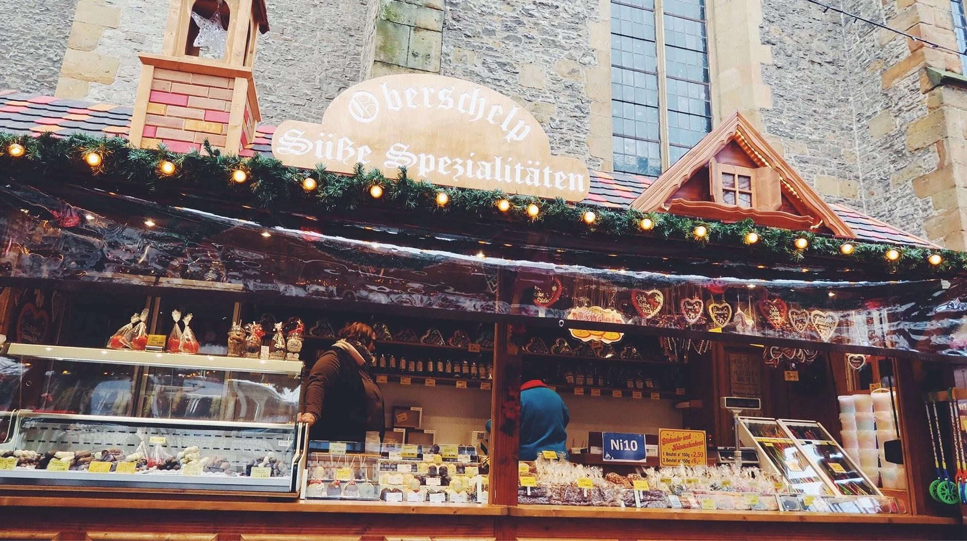Tysk Julmarknad