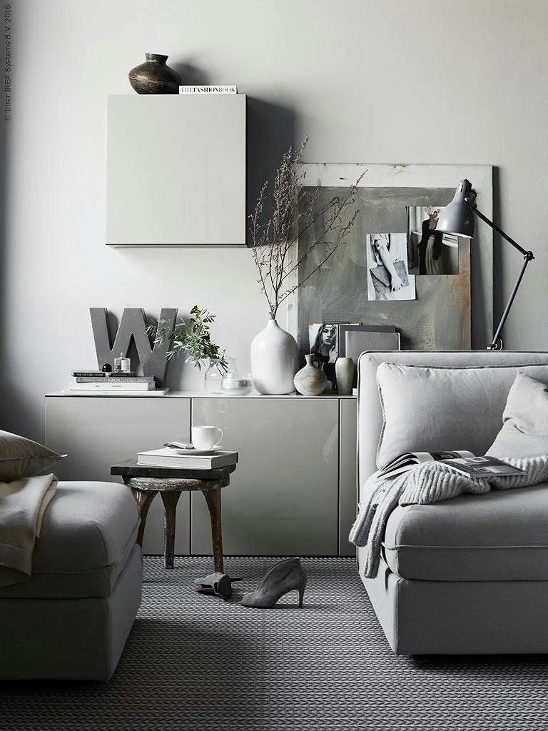 Perfekta väggfärgen all time - Greige