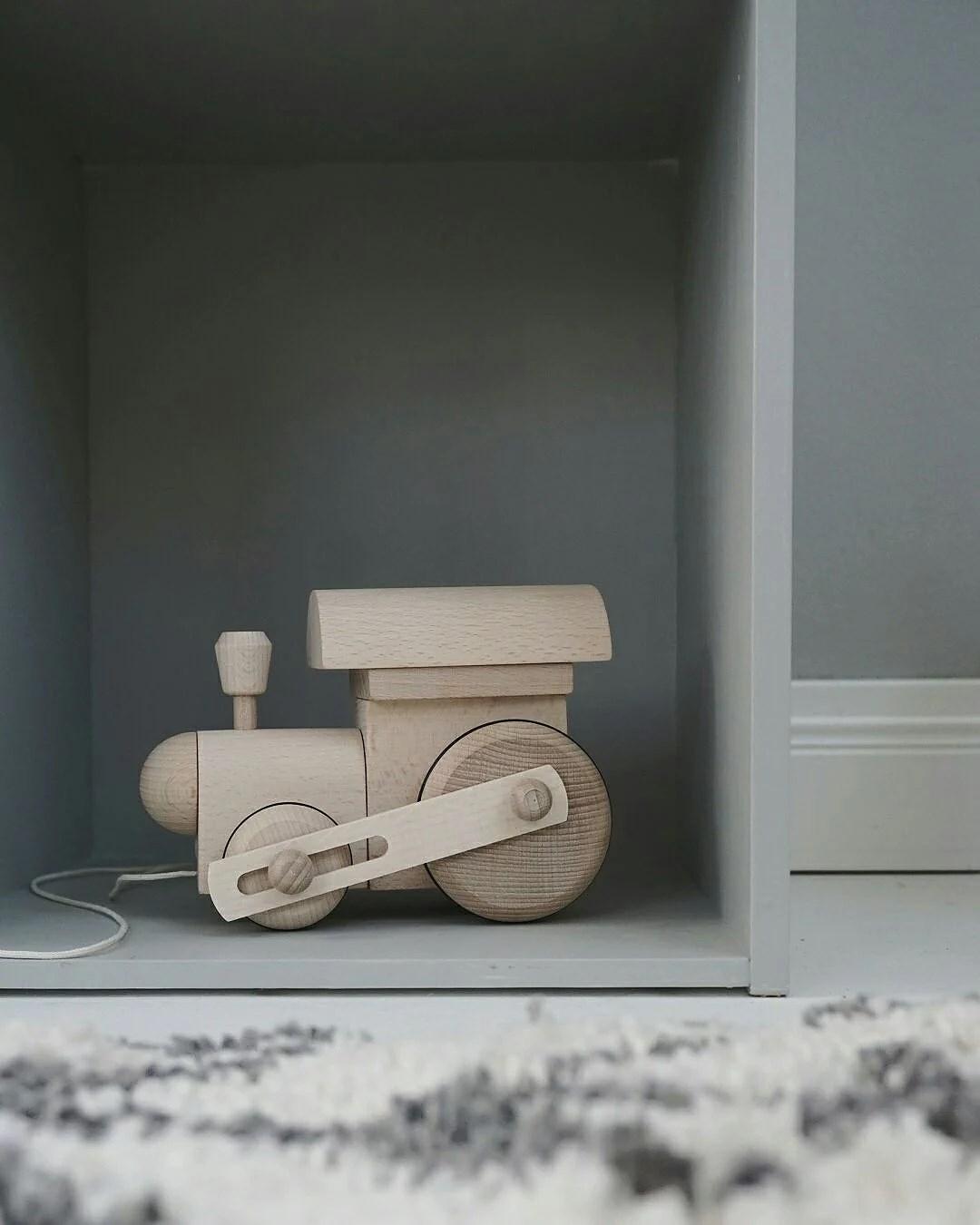 Nya favoriter i trä