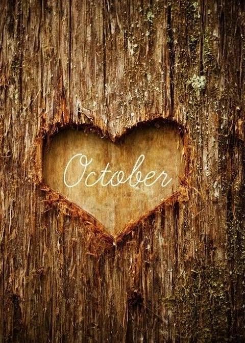 Jag älskar oktober