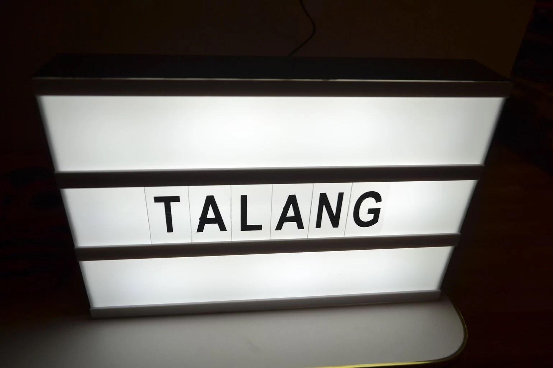 Talang 2018
