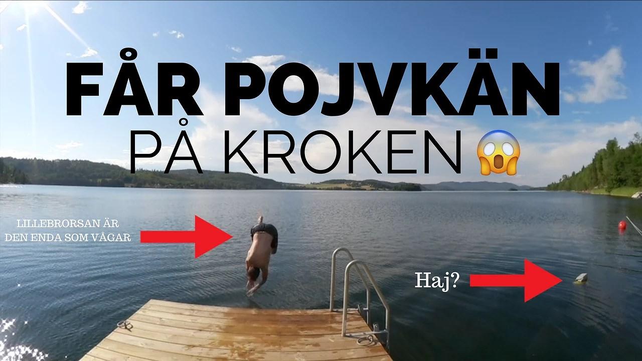 VLOGG - POJKVÄN PÅ KROKEN