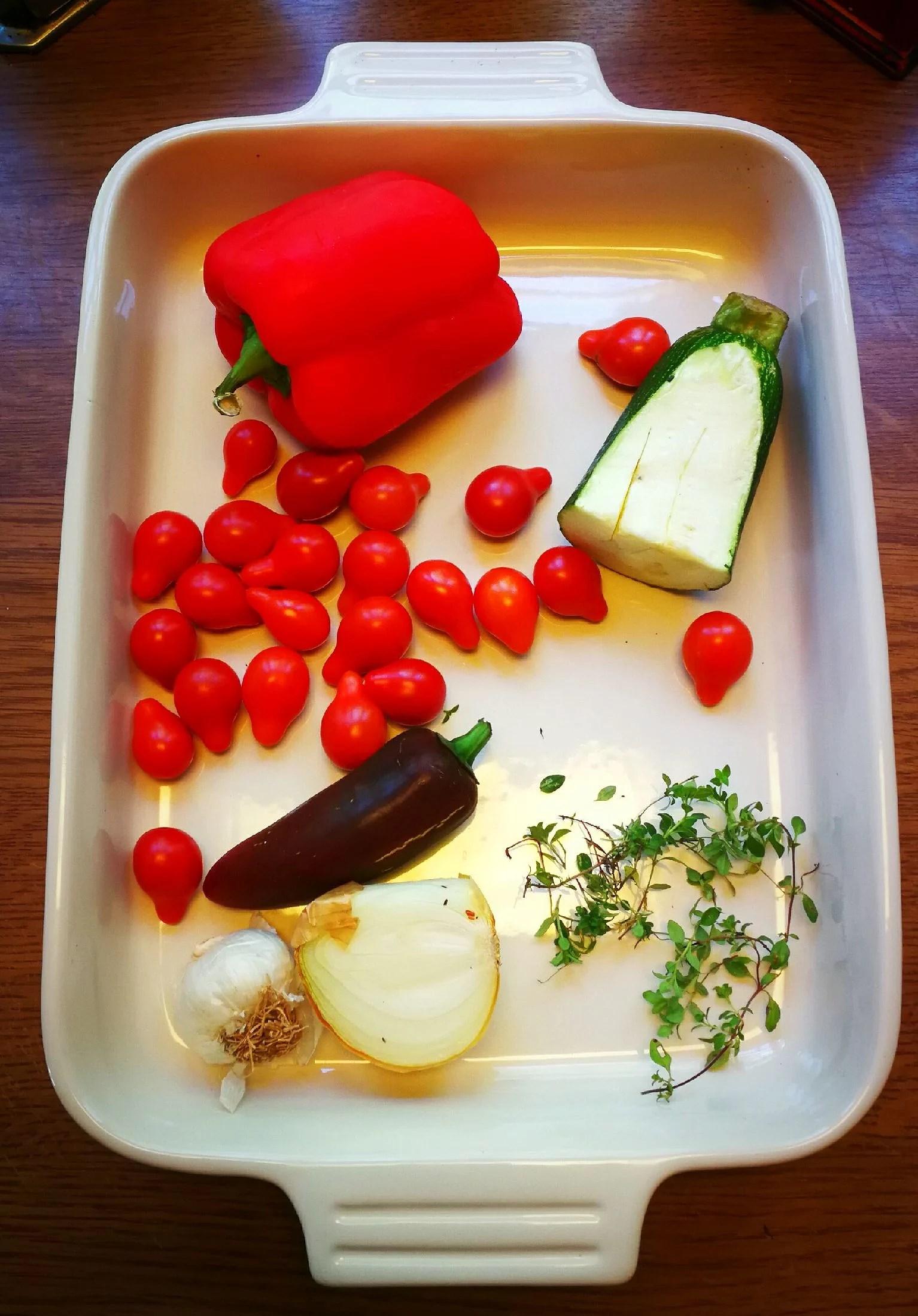 Långsam matlagning...