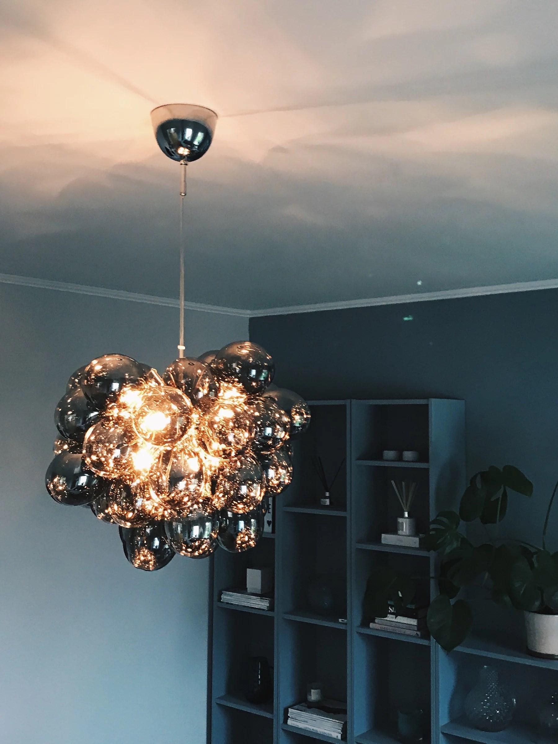Ny lampa i vårt tv rum! | Tilda Bjärsmyr | Mama