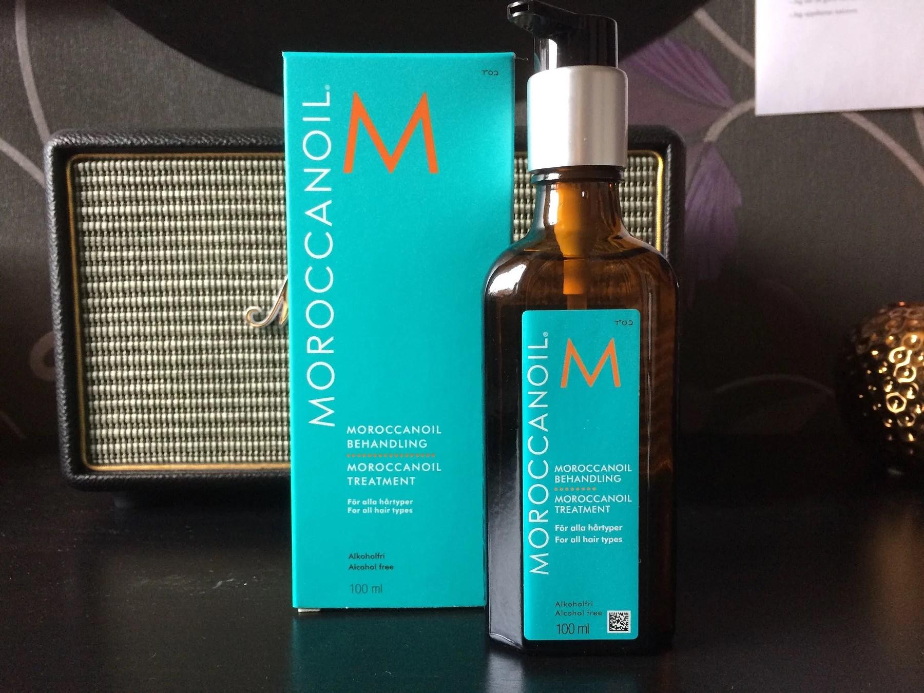 Moroccan hårolja säljes