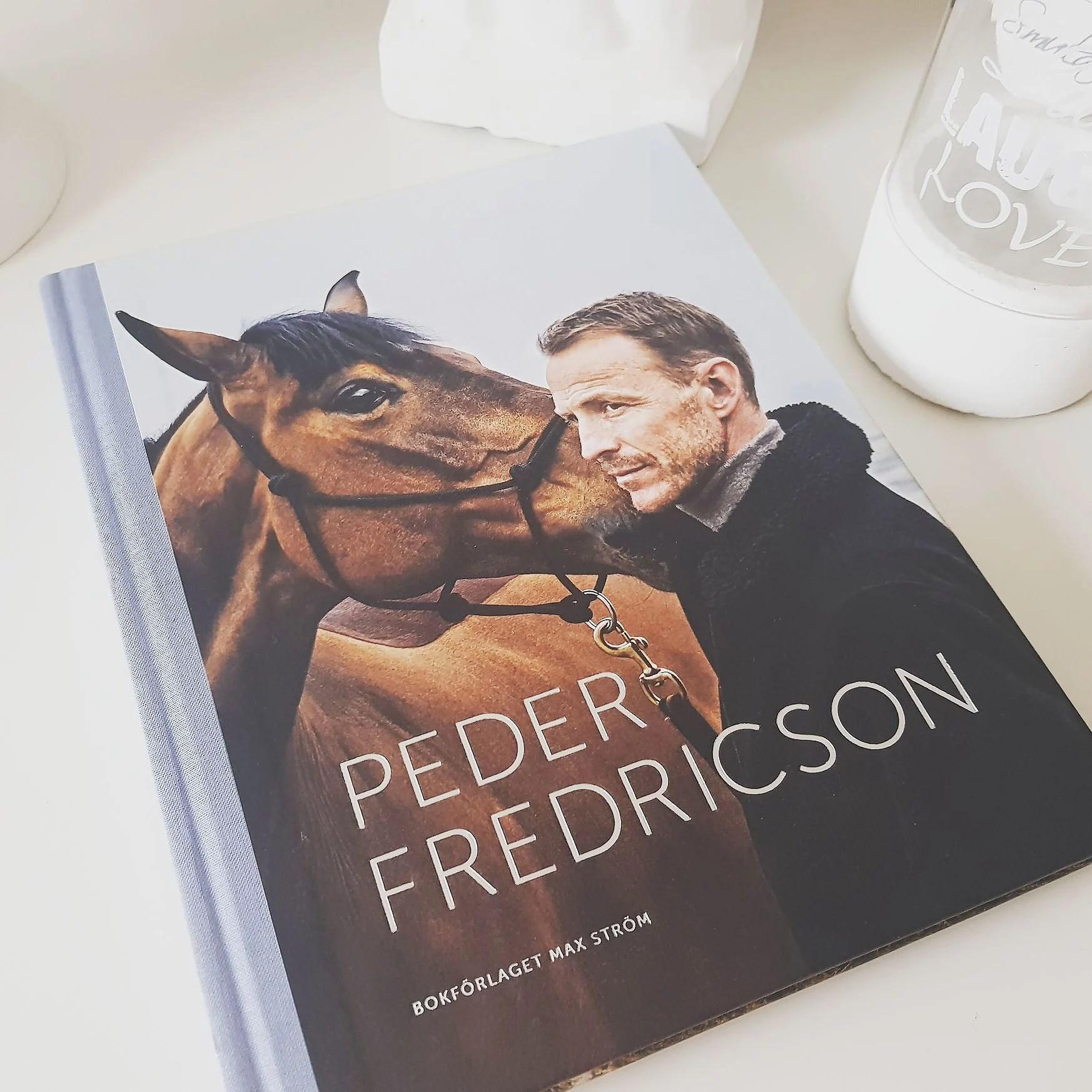 Tack Peder Fredricson & Bokförlaget Max Ström!