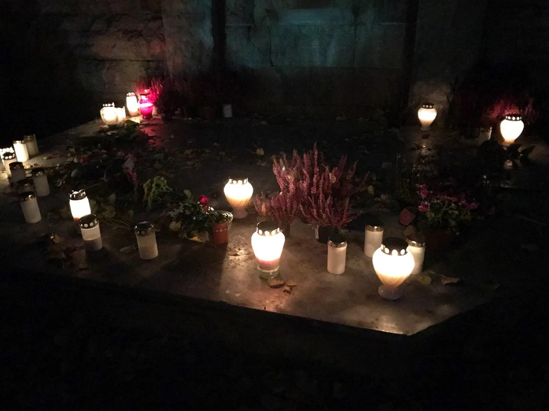 En kväll med familjen