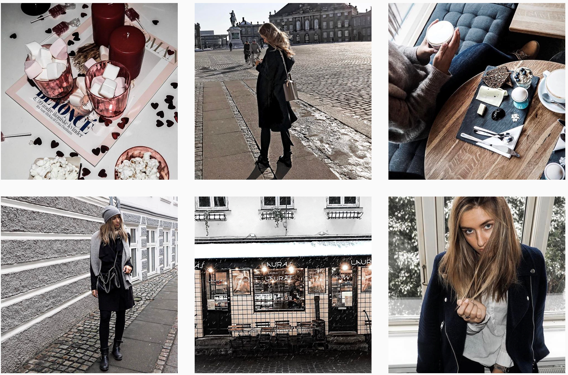New instagram feed // My thoughts
