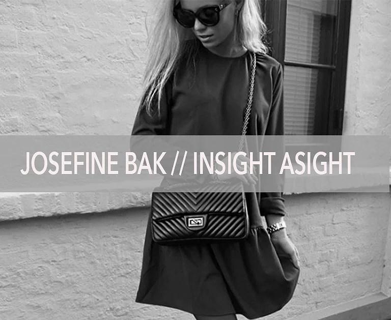 VIDEO // Blogger & Youtuber Josefine Bak