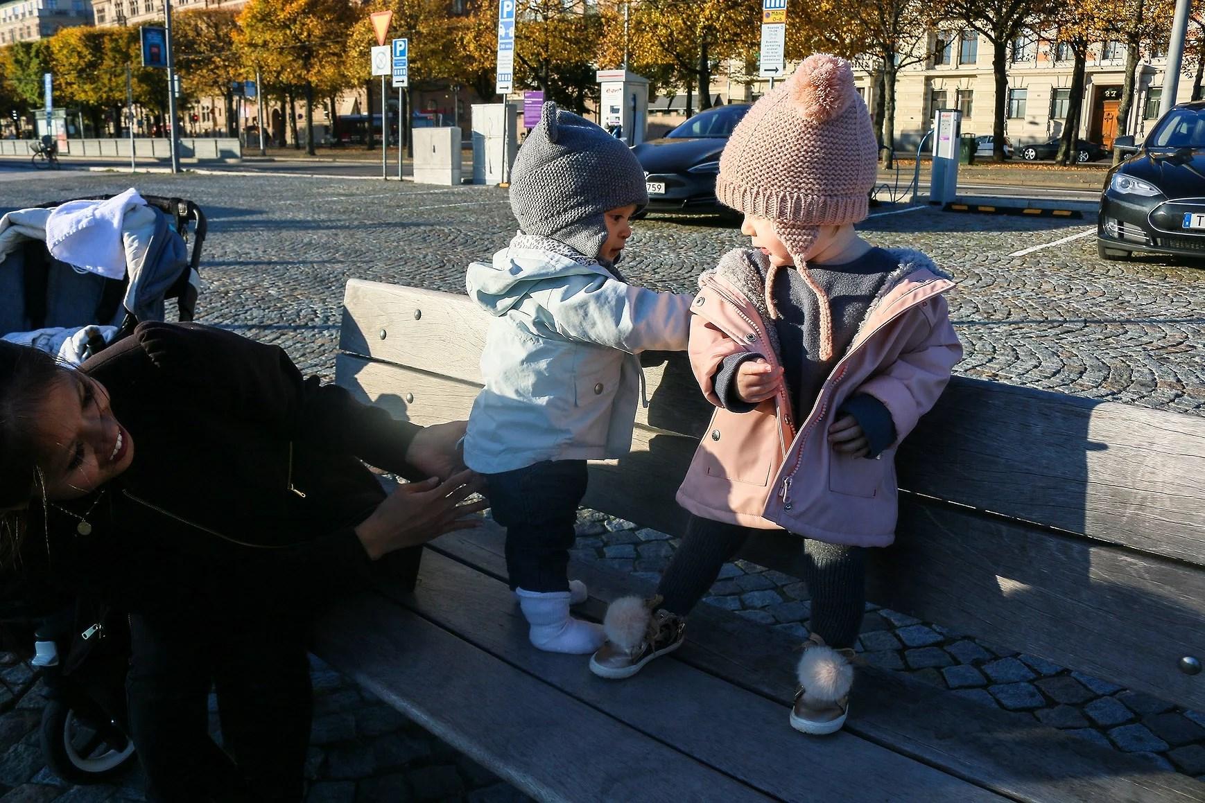 Sol i Stockholm