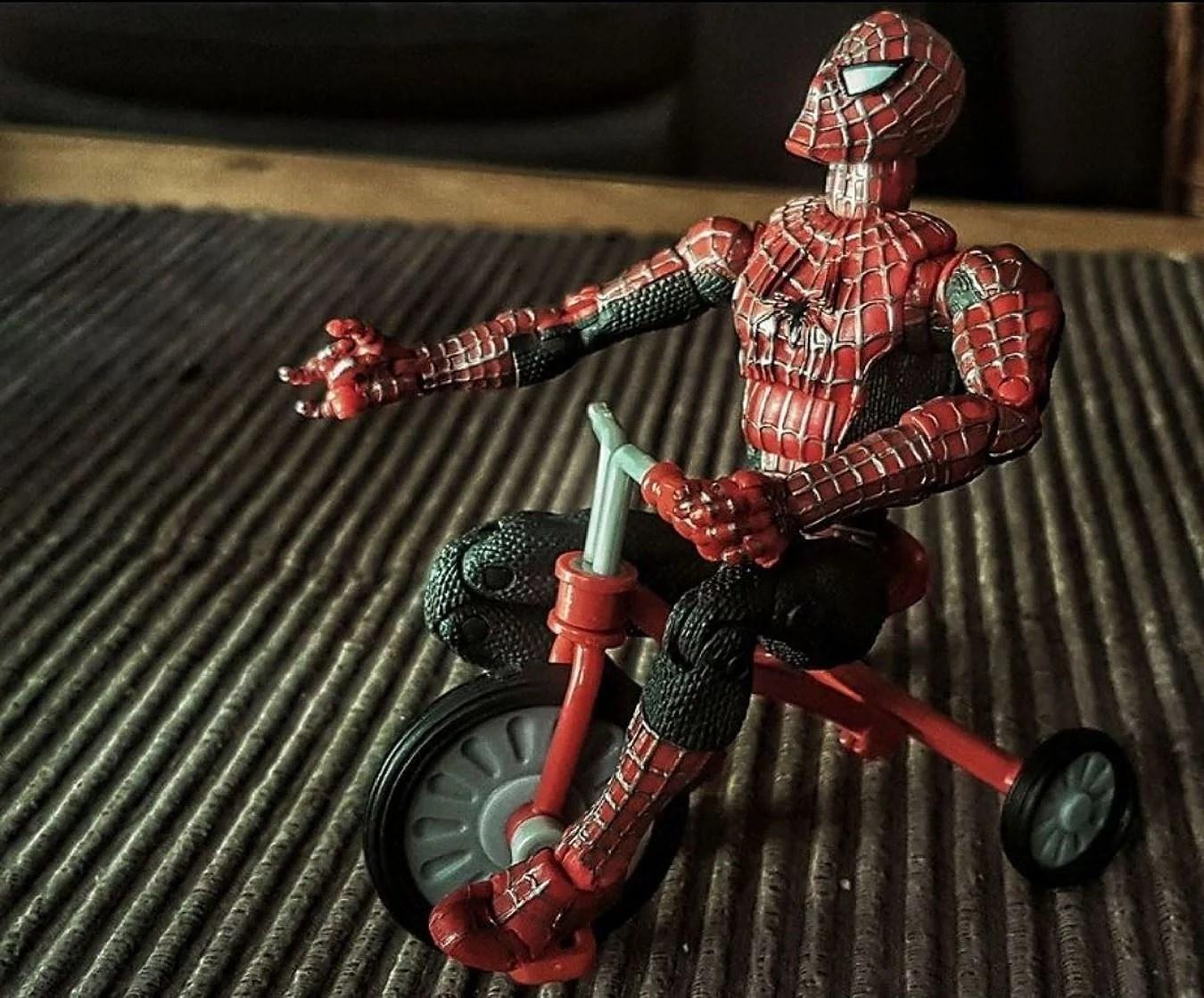 Leksaker i fara!