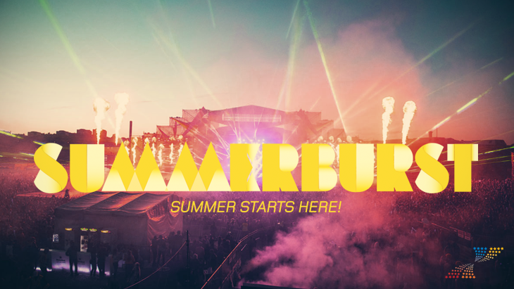 Summerburst logotyp