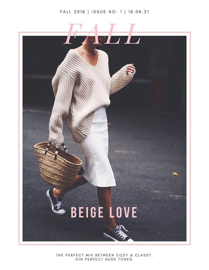 BEIGE LOVE