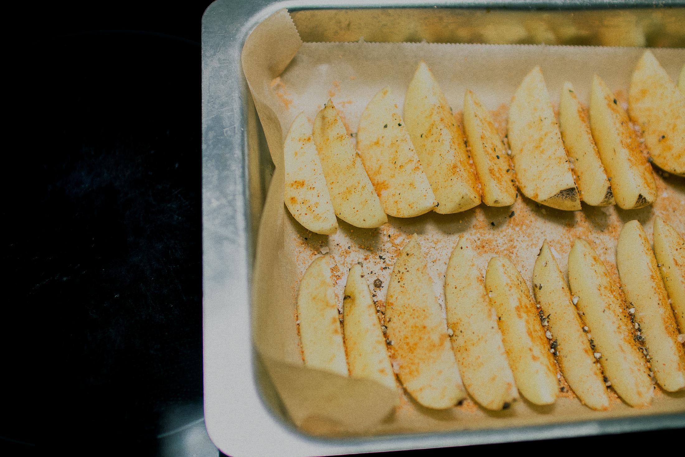 Potatis-tacos