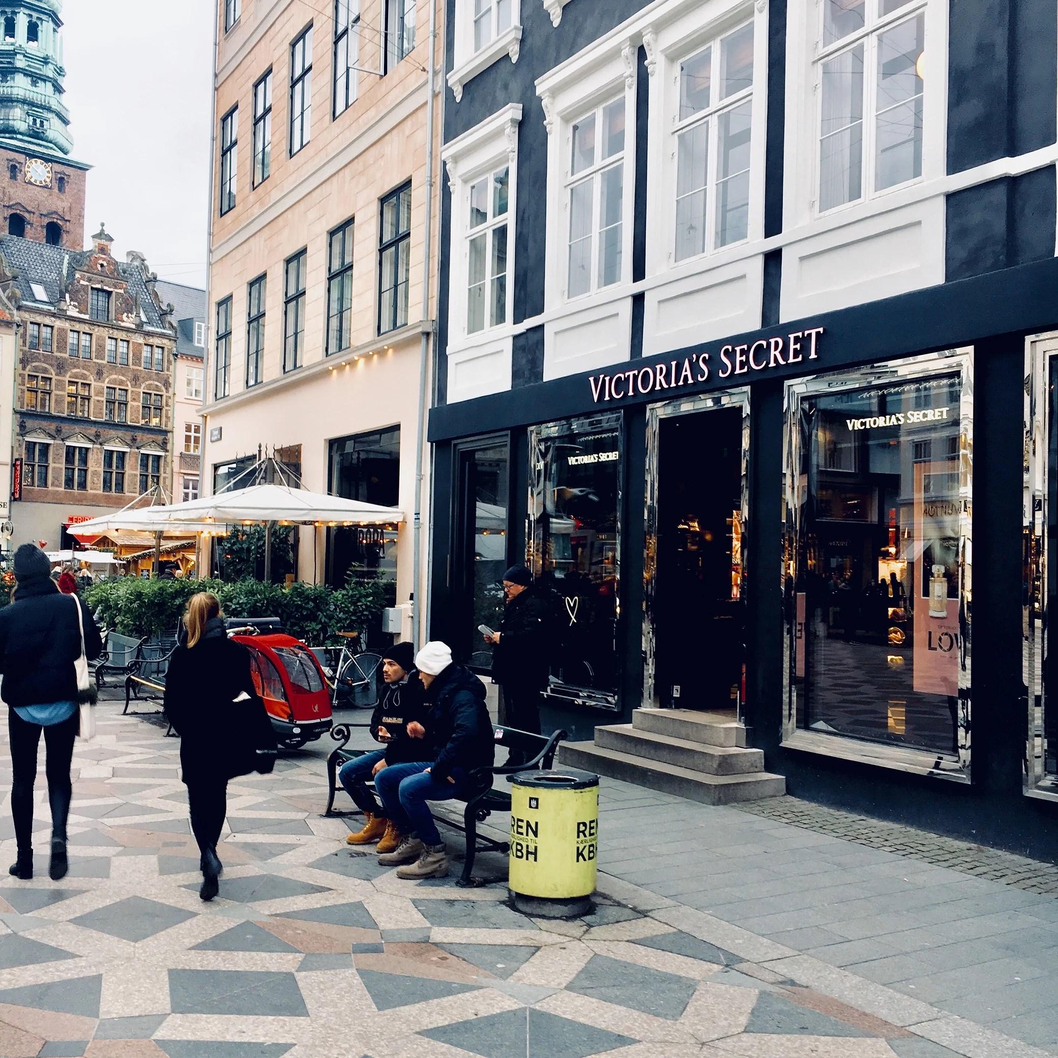 Victorias Secret, Denmark