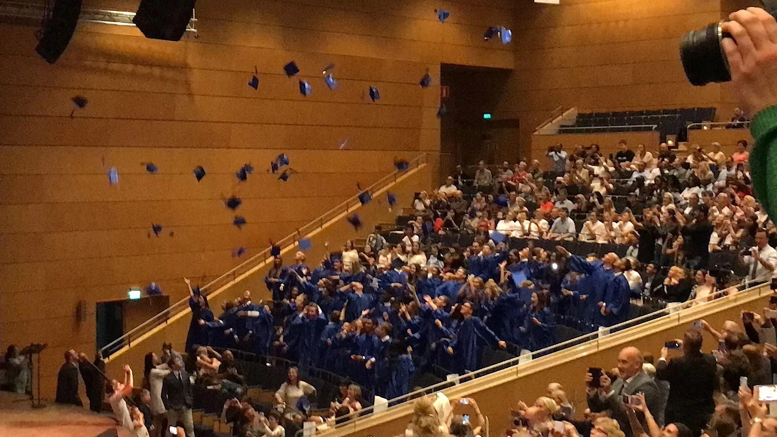 Jakob's Graduation