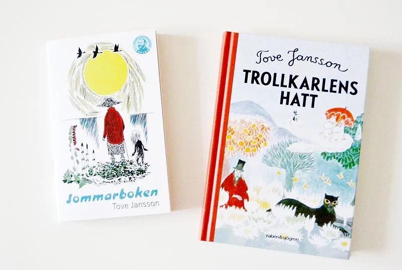 Sommarboken & Trollkarlens hatt