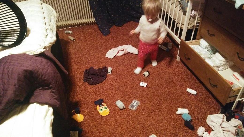 Välkommen till mitt liv - Livet som mamma till en 1 åring ✌