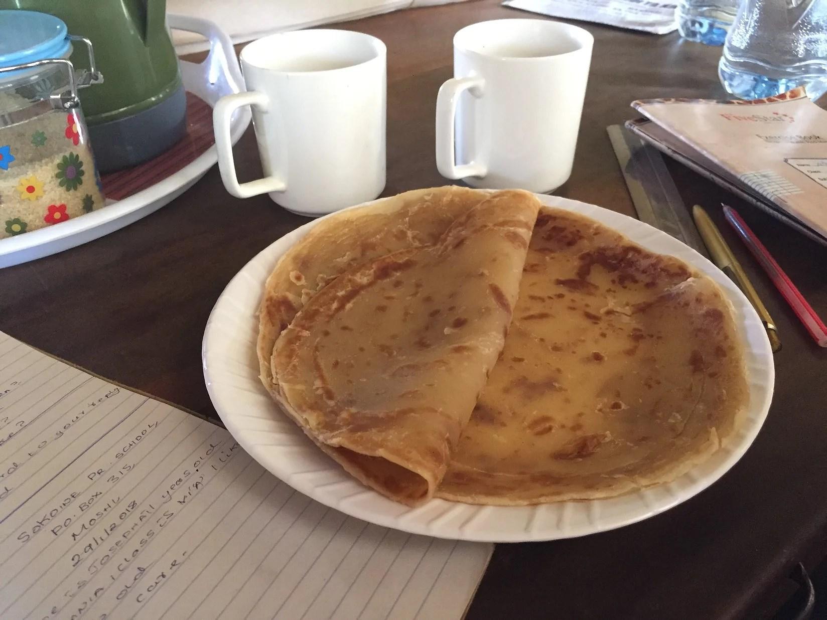 Chakula - mat och mera mat