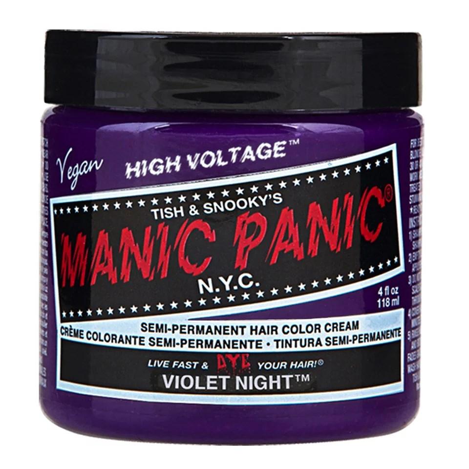 Vad jag använder för att färga håret