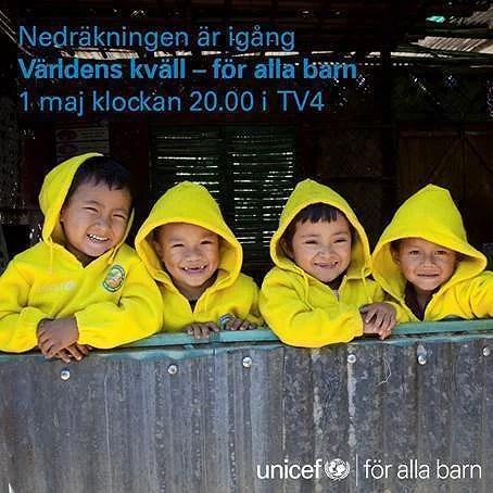 Världens kväll – för alla barn featured image