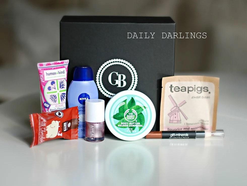 DAILY DARLINGS - GOODIEBOX