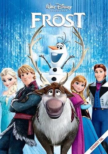 Blixtar å dunder och så Elsa såklart